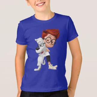 Mr. Peabody & Sherman Buddy T-Shirt