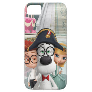 Mr. Peabody & Sherman in France Barely There iPhone 5 Case