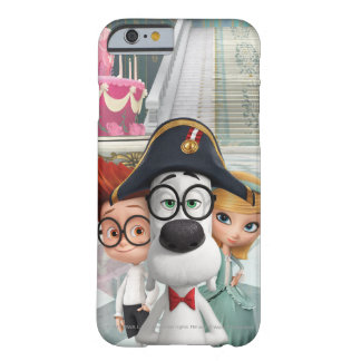 Mr. Peabody & Sherman in France Barely There iPhone 6 Case
