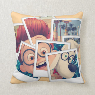 Mr. Peabody & Sherman Travel Selfie Cushion