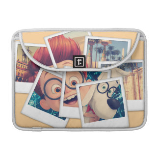 Mr. Peabody & Sherman Travel Selfie Sleeve For MacBook Pro