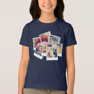 Mr. Peabody & Sherman Travel Selfie T-Shirt