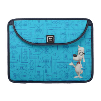 Mr. Peabody Sleeve For MacBook Pro