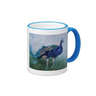 Mr Peacock Mug