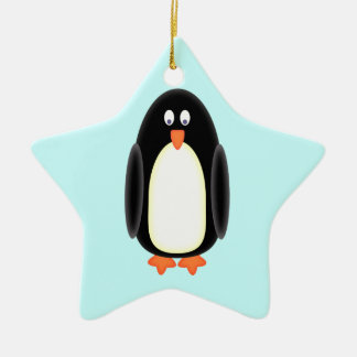 Mr Penguin Christmas Tree Ornament