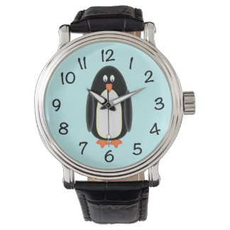 Mr Penguin Watch
