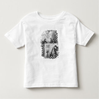 Mr. Pickwick and Sam in the attorney's office Toddler T-Shirt