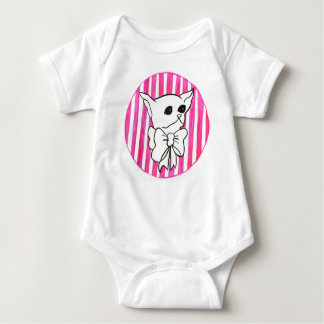 Mr. PiddlePoo the Chihuahua Baby Bodysuit