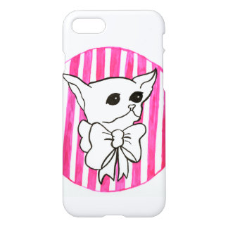 Mr. PiddlePoo the Chihuahua iPhone 8/7 Case