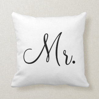 Mr. Pillow