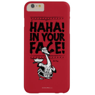 Mr. Ping - HAHA! In Your Face! Barely There iPhone 6 Plus Case