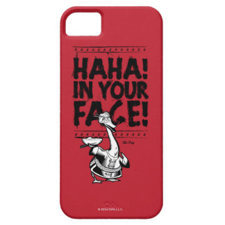 Mr. Ping - HAHA! In Your Face! iPhone 5 Covers