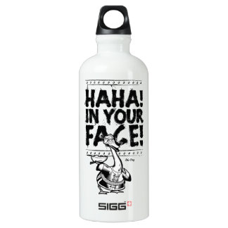 Mr. Ping - HAHA! In Your Face! Water Bottle