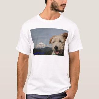 Mr. Pish Visits Mt. Rainier T-Shirt