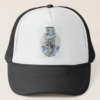 Mr.PussyCat Trucker Hat