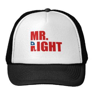MR. RIGHT CAP