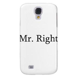 Mr. Right Galaxy S4 Cases