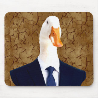 Mr. Robertson - Goose: Mouse Pad