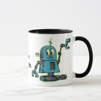 Mr. Robot Personalized Mug