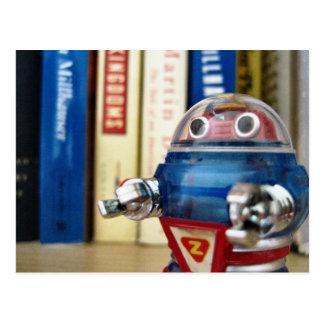 Mr. Robot Postcard