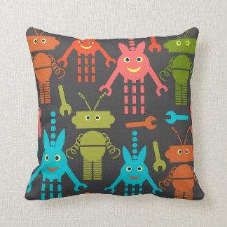 Mr. Roboto Cushion