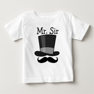 Mr. Sir Baby T-Shirt