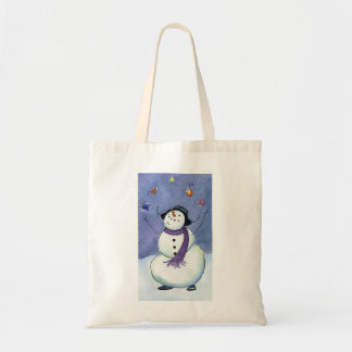 Mr.Snow Tote Bag