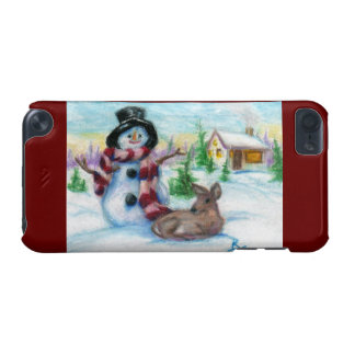 Mr. Snowman iPod Touch (5th Generation) Cases