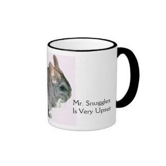 Mr. Snuggles Ringer Mug