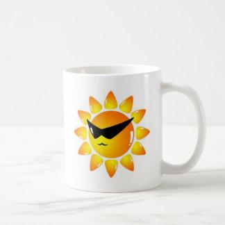 Mr.Sunny - Kool Cup Classic White Coffee Mug