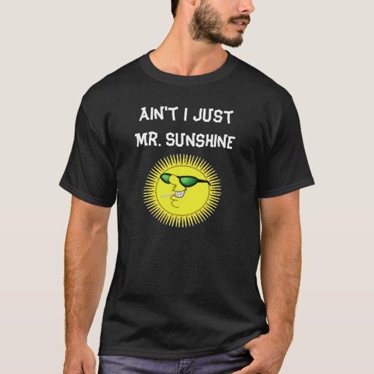 Mr Sunshine T-Shirt