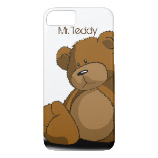 Mr. Teddy iPhone 7 Case