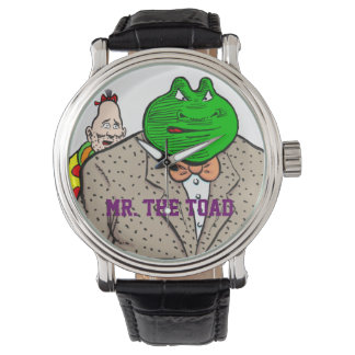 Mr. The Toad Watch