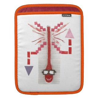 Mr Thermostat I-Pad Sleeve iPad Sleeves