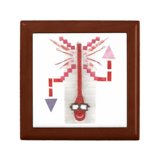 Mr Thermostat Jewellery Box