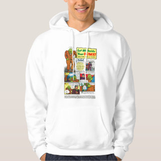 Mr. Toad  will change your life! Hoodie