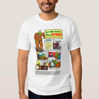 Mr. Toad  will change your life! Tee Shirt