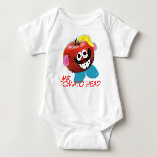Mr. Tomato Head comic T shirt