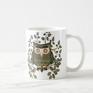 Mr Toot .. the owl Mug