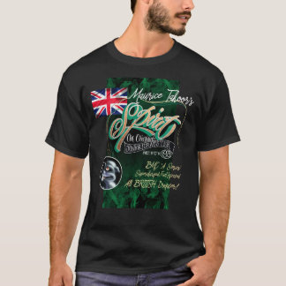 Mr T's Spirit dragster T shirt. Front design T-Shirt