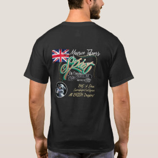 Mr T's Spirit dragster T shirt. No smoke effect. T-Shirt