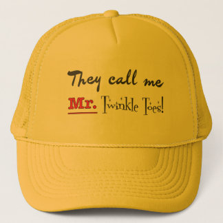 Mr. Twinkle Toes Ballet Gifts Trucker Hat