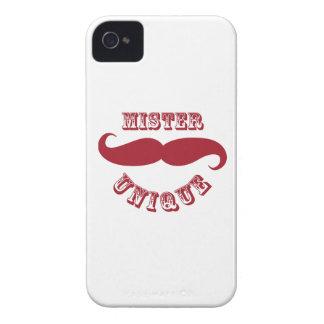 Mr Unique iPhone 4 Case-Mate Case