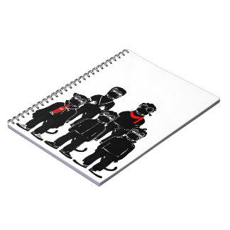 Mr.Vampire Siblings Photo Notebook. Notebooks
