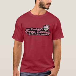 Mr. VanMan's Free Candy Tee! T-Shirt