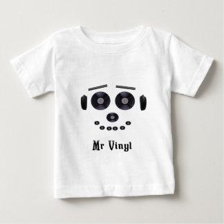 Mr Vinyl Baby T-Shirt