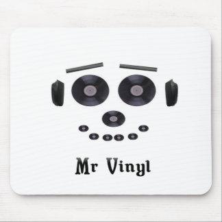 Mr Vinyl Mouse Pad