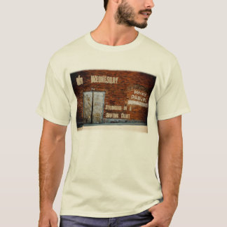 Mr Wednesday - Strangers on a Shifting Coast T-Shirt