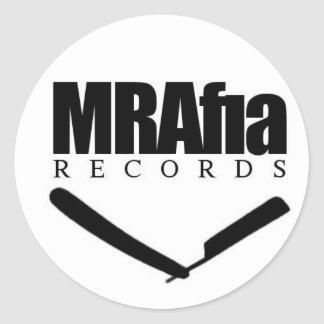 MRAfia Sticker