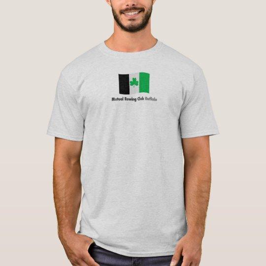 MRC-Mutual Rowing Club Buffalo Large Graphic T-Shirt